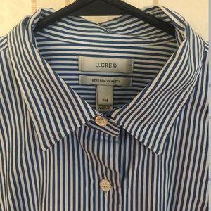 J. Crew button down shirt NWT PM